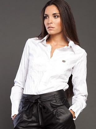 Ikks Camisa Strech (blanco)