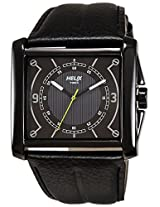 Helix Hulk Analog Black Dial Men's Watch - TI019HG0300