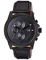 Tommy Hilfiger Chronograph Black Dial Men's Watch - TH1710295J