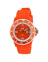 Ice-Watch Analog Orange Dial Unisex Watch - SUN.NOE.U.S.13