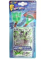 Official Rainbow Loom- Finger Loom -Green