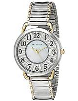 Anne Klein Women's 109111MPTI Two-Tone Dress Watch