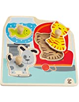 Hape - My Pets Knob Puzzle