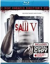 Saw 5 [Blu-ray]