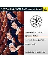 Brahms String Quartets