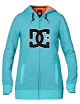 DC Women's Felice 15 Fur Lined Zip Hoody - Ceramic