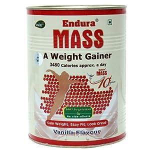 Endura Mass Choclate 500 Gms Powder