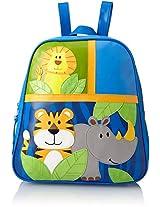 Stephen Joseph Little Boys' Go Go Bag - Boy Zoo