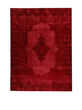 Design Community by Loomier Alfombra Revive Vintage Fresa 371 x 275 cm