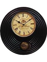RoyalsCart Pendulum Vintage Analog Wall Clock