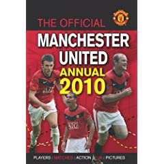 The Official Manchester United Annual 2010 2010