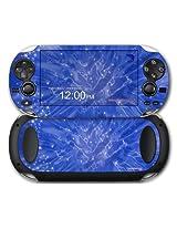 Sony Ps Vita Skin Stardust Blue By Wraptor Skinz