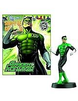 DC Superhero Kyle Rayner Collector Magazine with Figure