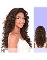 L. Lucy (Motown Tress) Heat Resistant Fiber Lace Front Wig In Dx26 613