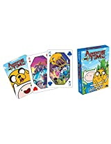 Adventure Time Cast Playing Cards