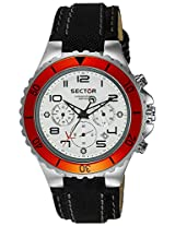 Sector Analog White Dial Men's Watch - R3271611045