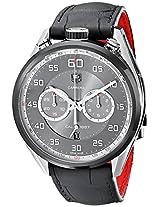 TAG Heuer Men's CAR2C12.FC6327 Analog Display Swiss Automatic Black Watch