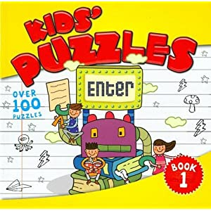 Kids' Puzzles Book 1