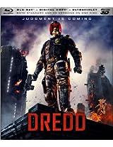 Dredd [3D Blu-ray/Blu-ray + Digital Copy + UltraViolet]