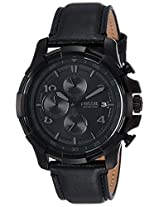 Fossil End-of-season Dean Analog Black Dial Men's Watch - FS5133I