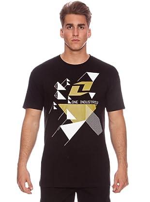 One Industries Camiseta Transmission (Negro)