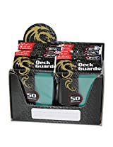 1000 Premium Teal Double Matte Deck Guard Sleeves