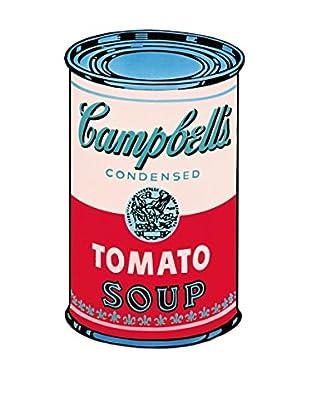 Artopweb Wandbild Warhol Campbell Soup Can 1965 Bunt