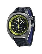 Movado Bold Black Dial Black Silicone Men'S Watch - Mv3600211