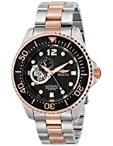 "Invicta Men's 15415 ""Pro Diver"" Stainless Steel and 18k Rose Gold Ion-Plated Watch"