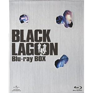 BLACK LAGOON Blu-ray BOX (初回限定版) (2013)