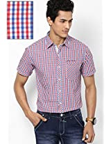 Red Casual Shirt Canary London