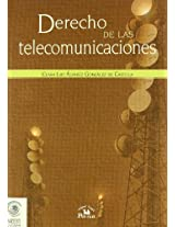Derecho de las telecomunicaciones/ Telecommunications Law (Conocer Para Decidir/ Knows to Decide)