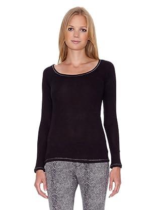 Mila Brant Camiseta Ondine (Gris)
