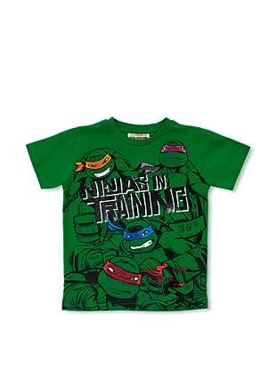Licencias Camiseta Tortugas Ninja (Verde)