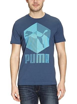 Puma T-Shirt Tanks (dark denim)