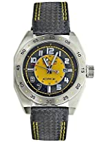 Sector Black Analog Men Watch R3251660075