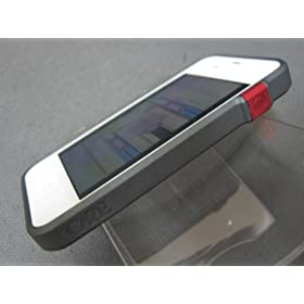 CAZE ThinEdge frame case for iPhone 4/4S Bumper