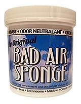 The ORIGINAL Bad Air Sponge Odor Absorbing Neutralant, 1 Pound (16 ounces)