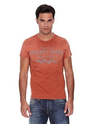 Pepe Jeans London Camiseta Mason (Naranja)