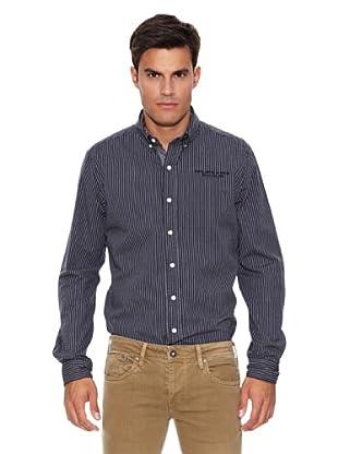 Pepe Jeans London Camisa Capote (Azul)
