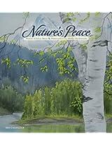 Hashimoto/Nature's Peace 2015 Wall Calendar