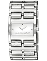Miss Sixty Analog Silver Dial Women's Watch - SZ3002