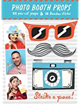 Strike a Pose Photobooth Props