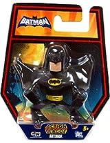 DC Batman Brave and the Bold Action League Mini Figure Batman with Wings