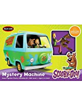 Round 2 Scooby Doo Mystery Machine Snap Model Kit