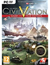 Civilization 5 - Game of the Year Edition (PC)