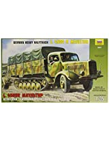 Zvezda Models L 4500R Maultier Model Kit