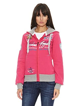 Geographical Norway Chaqueta Gelateria (Fucsia)