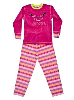 Bkb Pijama Niña (fucsia)