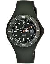 Toywatch Hunter Green Jelly Thorn Unisex Watch Jtb20Hg